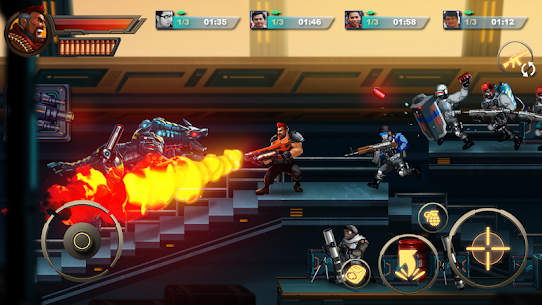 Metal Squad Mod Apk 2.2.8 (Unlimited Coins + Bullets) 7