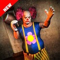 New Freaky Clown Games - Mystery Town Adventure 3D icon