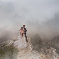 Wedding photographer Liliya Kulinich (Liliyakulinich). Photo of 24.09.2018