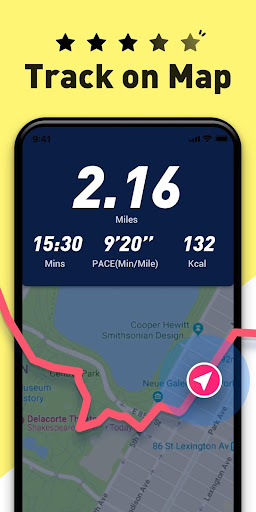 Running App - Run Tracker with GPS, Map My Running Apk 1