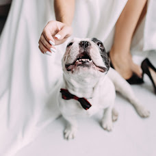 Wedding photographer Mila Getmanova (Milag). Photo of 20.03.2018