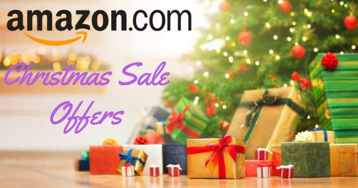 Amazon Christmas Sale 2020