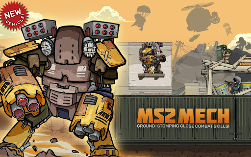 Metal Soldiers 2 Screenshots 13
