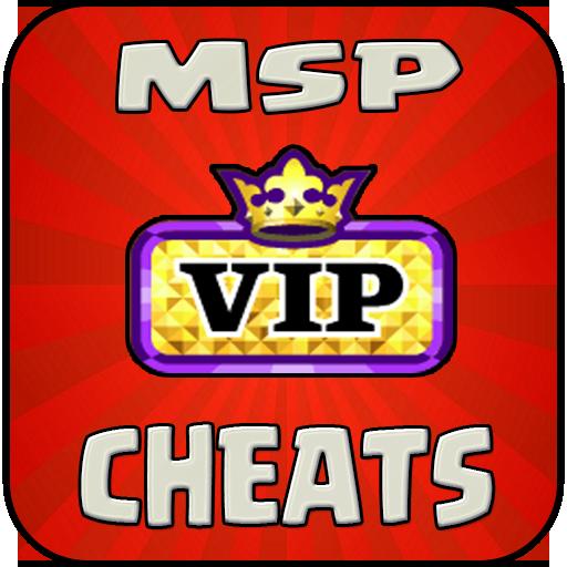 Cheat For MSP VIP