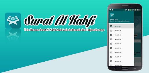 Surat Al Kahfi Arab Dan Latin Apk 13 Download Apk