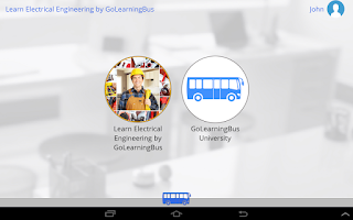 Screenshot of Learn Electrical Engineering