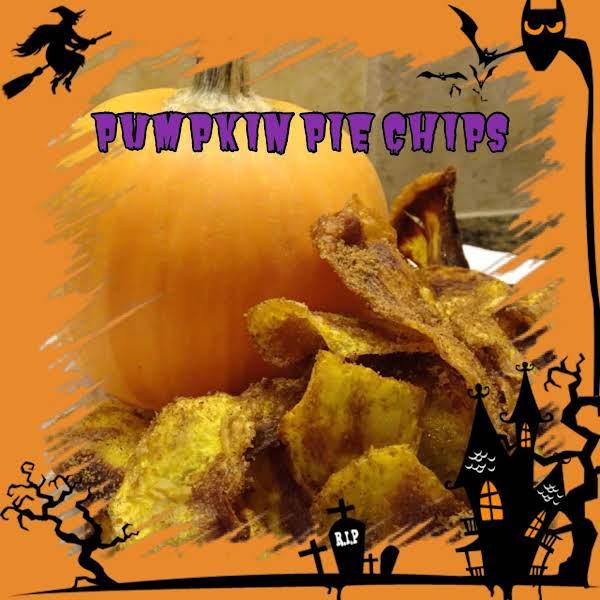 Pumpkin Pie Chips