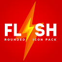 Flash rounded icon pack HD