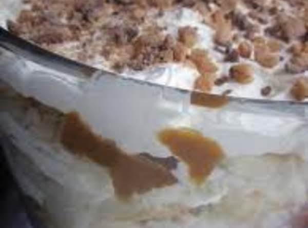 Peanut Brittle Trifle Recipe