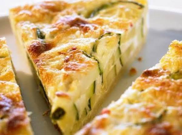 Zucchini Quiche Recipe