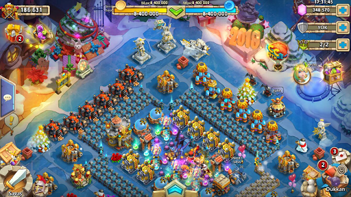 Castle Clash: Lonca Mu00fccadelesi filehippodl screenshot 12