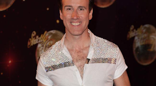 Anton du Beke 'loves' night feeds