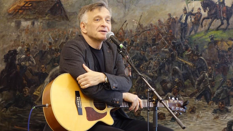 Költészet Napja 2019 - Mácsai Pál