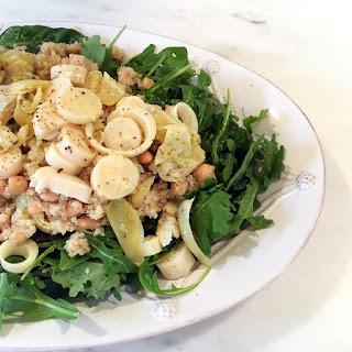 Artichoke Hearts Palm Salad Recipes