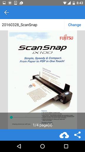 玩免費生產應用APP|下載ScanSnap Cloud app不用錢|硬是要APP