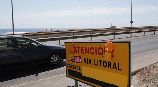 El Cañarete: piden evitar pasar por la A7 en horas punta