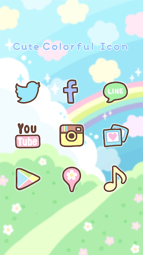玩個人化App|Cute wallpaper★Cute Friends免費|APP試玩