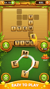 Word Cross Puzzle: Best Free Offline Word Games 3