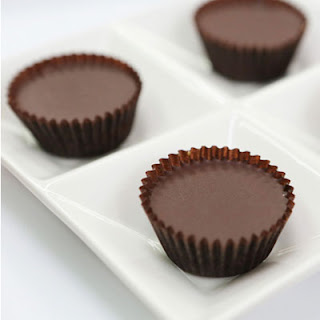 Chef Richard's Homemade Chocolate Peanut Butter Cups.