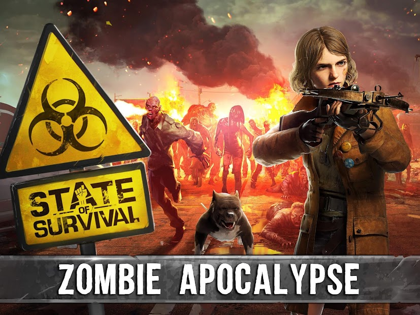 State of Survival: Survive the Zombie Apocalypse Android App Screenshot
