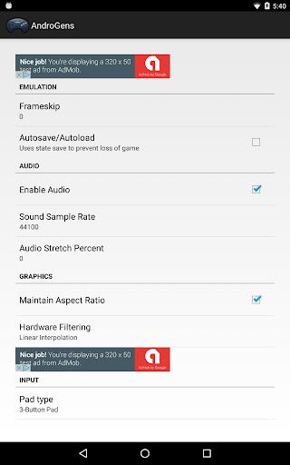 AndroGens 1.12 screenshots 11