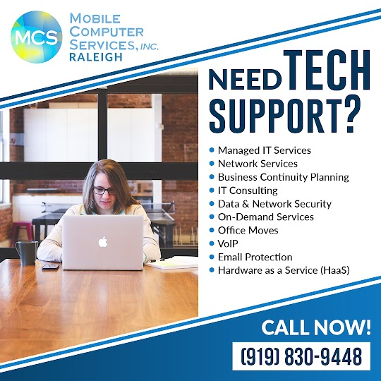 managed it services in raleigh
