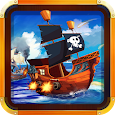 Seven Ships Battle - Pirates of Sea icon