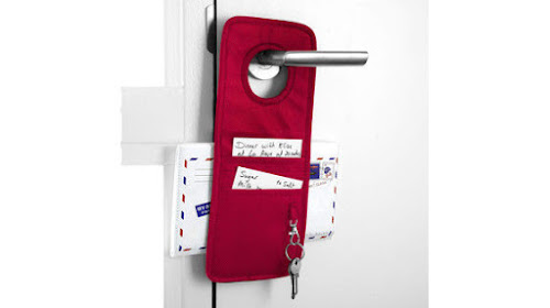 Door Handle Organiser