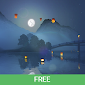 Lantern Festival 3D Live Wallpaper Free icon