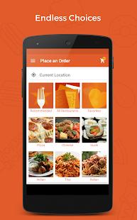 Foodler - Food Delivery- screenshot thumbnail