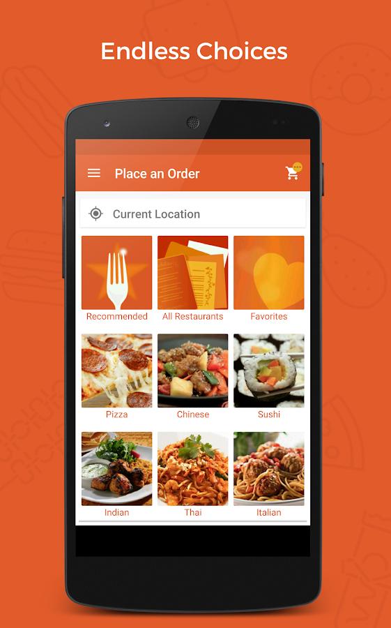 Foodler - Food Delivery- screenshot