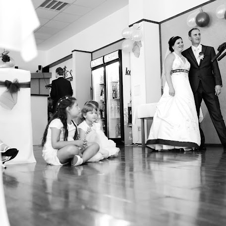 Wedding photographer Simona Stanjurová (Fotosimona). Photo of 29.10.2017