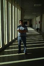 Photo: Dr Ibrahim Bor, philosopher, director of the Department of Philosophy at Artuklu University, Mardin