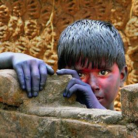 Colours of childhood by Avishek Mazumder - Babies & Children Children Candids