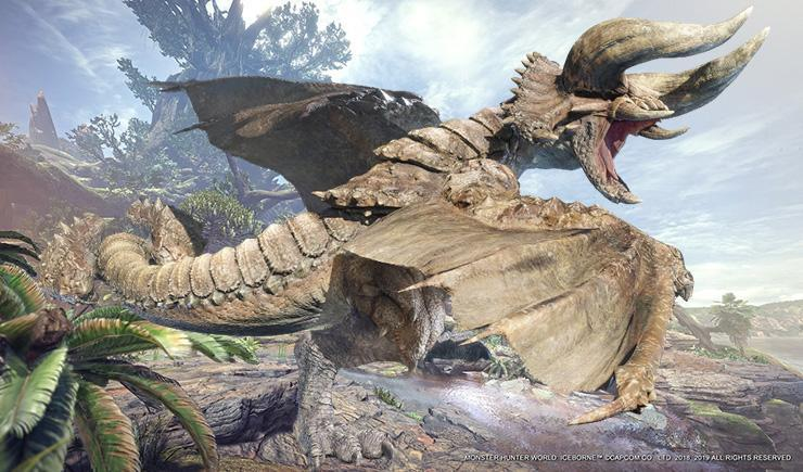 Uspon lovaca na čudovišta Almudron.