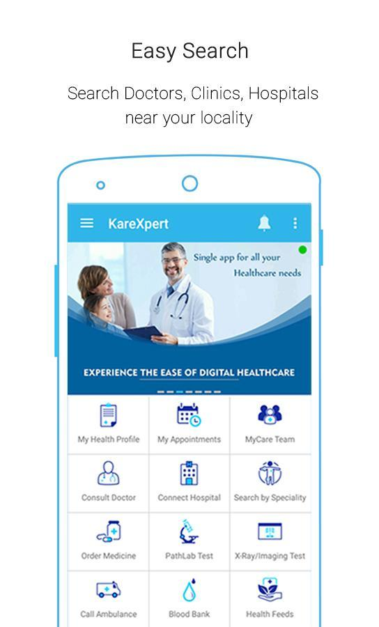 KareXpert–Consult Doctor Online & Book Appointment- screenshot