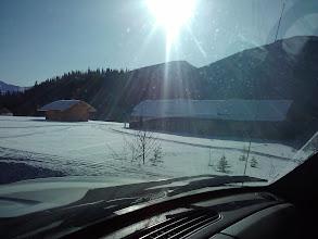Photo: Many establishments closed for the winter.