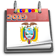 Ecuador Calendar 2019