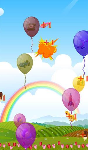 Baby Games: Tap Pop Balloon 1.1.2 screenshots 3