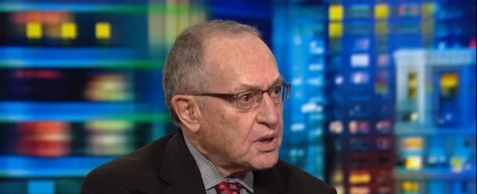 Alan Dershowitz says Trump's SCOTUS pick 'should read the Constitution'