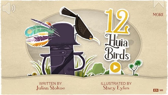 12 Huia Birds- screenshot thumbnail