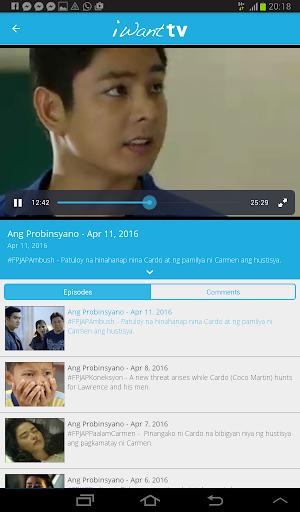 iWant TV 3.9 screenshots 9