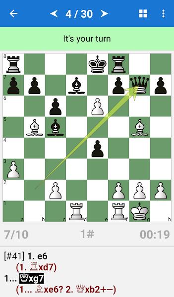 Chess Middlegame V