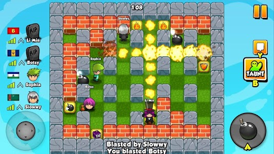 Bomber Friends 2.14 (Mod Money)