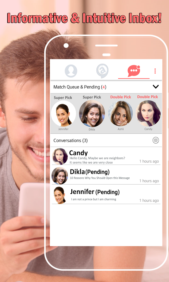 PICKA - Dating, Meet, Chat, Singles 💘- screenshot