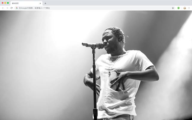 Kendrick Lamar Popular HD Wallpapers Themes