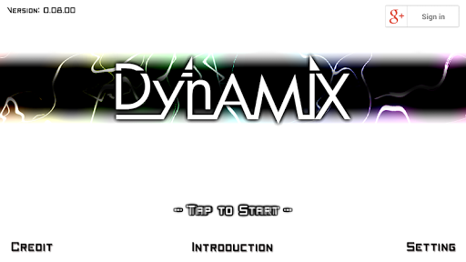 Dynamix - screenshot