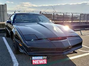ポンティアック・トランザム  88年型ファイヤーバードトランザム GTA ナイト2000コンプリートカーのカスタム事例画像 のりたまナイトさんの2018年12月17日23:39の投稿
