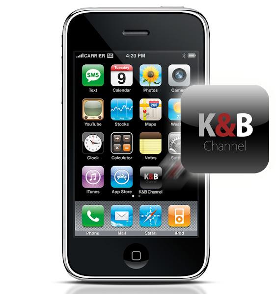 Photo: The iPhone App