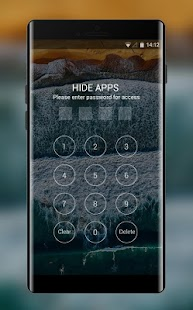 Theme for Nokia C3-00 - náhled